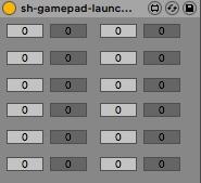 shgp multi button scene launcher