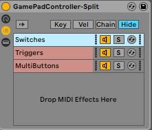 shgp gamepad splits